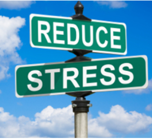Reducing stress is important for event professionals